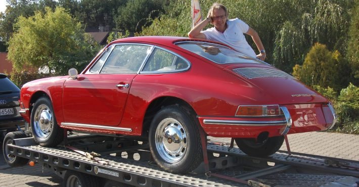 klasyczne porsche 911 L z 1966 roku - kompleksowa odbudowa car911.eu
