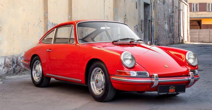 porsche 911 L 1966 rok www.car911.eu