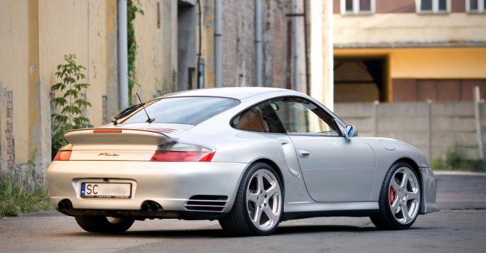 Porsche 966 Ruf16