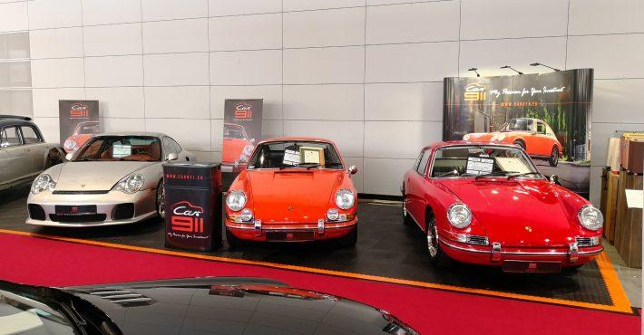 Targi RETRO Classic Stuttgart car911.eu