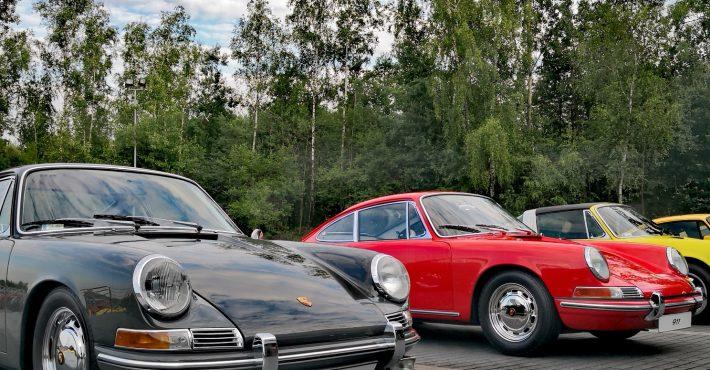 70 urodziny marki Porsche do Centrum Lellek Katowice www.car911.eu